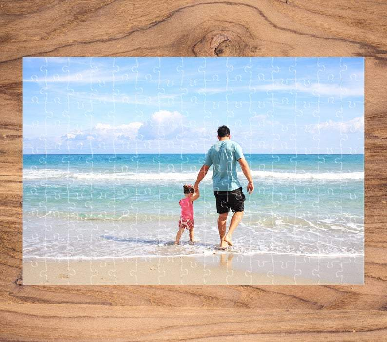 Personalized Photo Jigsaw Puzzle - 35 pieces