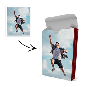Custom Playing Cards Giant Photo Personalized Creative Gifts
