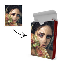Load image into Gallery viewer, Photo Playing Cards Personalized Super Jumbo Custom Print  Creative Gifts