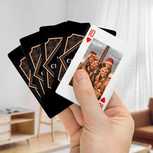 Load image into Gallery viewer, Custom Poker Cards Personalized Double-Side Playing Cards
