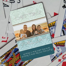 Load image into Gallery viewer, Custom Poker Cards Personalized Playing Cards
