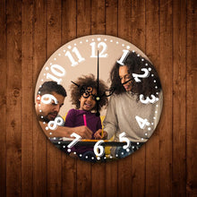 Load image into Gallery viewer, A Meaningful Gift Custom Photo Custom Wall Clock Keepsake Gift - faceonboxer