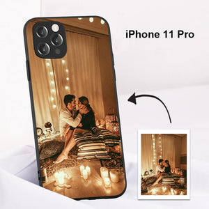 Custom Photo Protective Phone Case For Lovers