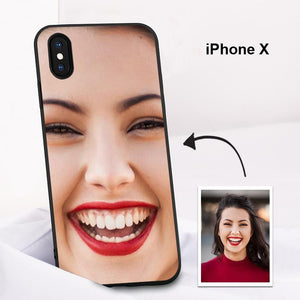 Custom Face Full Of The Screen Photo Protective Phone Case