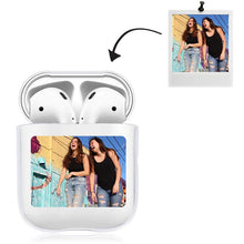 Load image into Gallery viewer, Best Friend Custom photo Air Pods Case