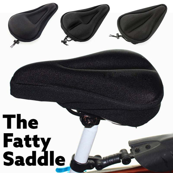 Silicon-Gel Bike Seat Cover