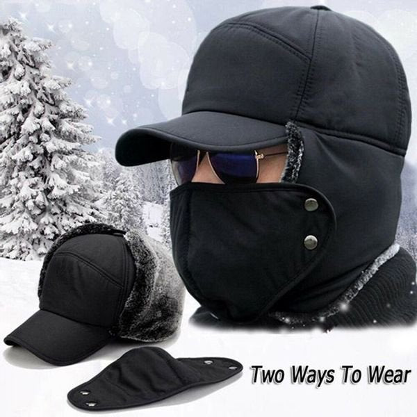 ( 50% OFF)OUTDOOR CYCLING COLD-PROOF EAR WARM CAP