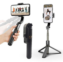 3D Smart Bluetooth Handheld Smooth Gimbal【Last day 50% OFF】