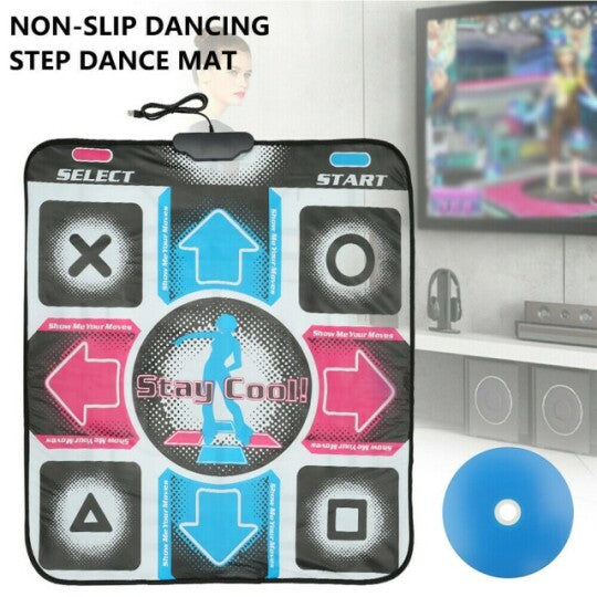 DANCING MAT - WITH MULTI-FUNCTION GAMES AND LEVELS