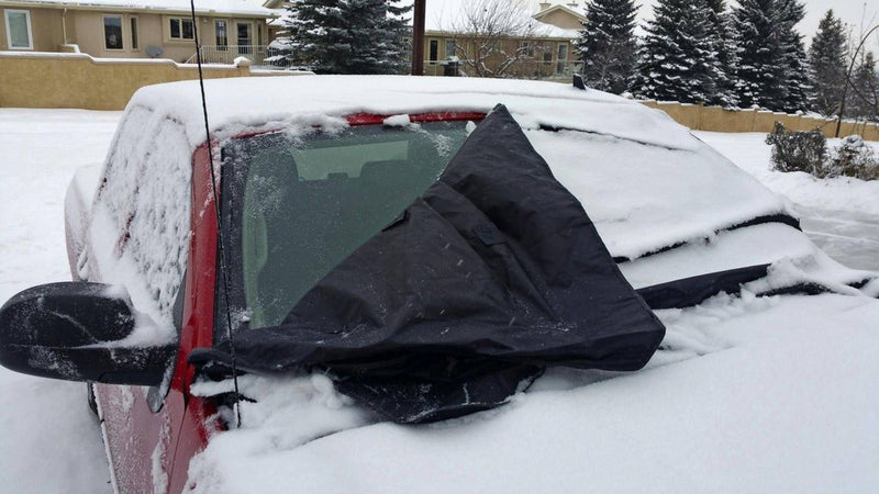 FREEDOM FULL PROTECTION WINDSHIELD COVER - BEST CHRISTMAS PRESENT