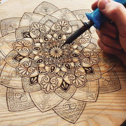 【Last Day Promotion & On-Time Delivery】Wood Burning Pyrography Kit(BUY 2 FREE SHIPPING)