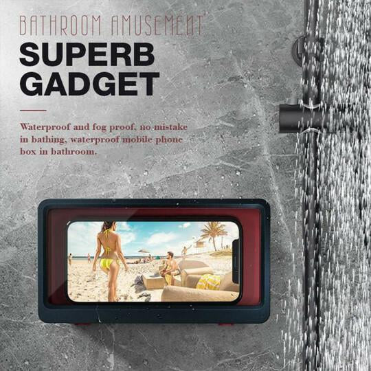 Bathroom Waterproof Phone Case