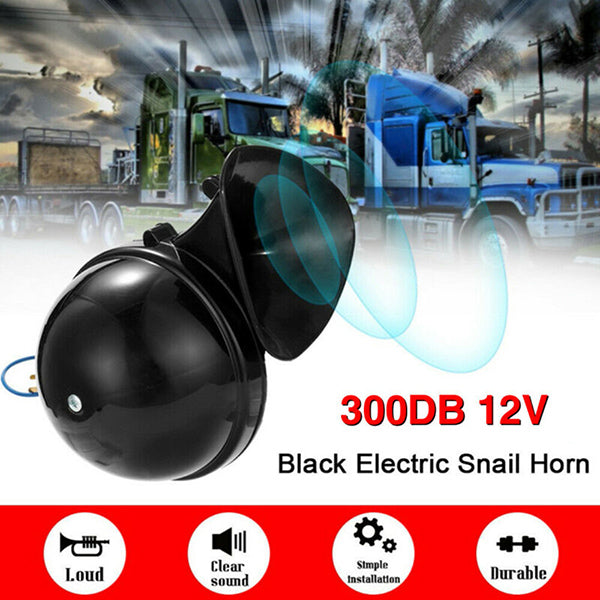 TurboHorn™ 300DB TRAIN HORN FOR CARS