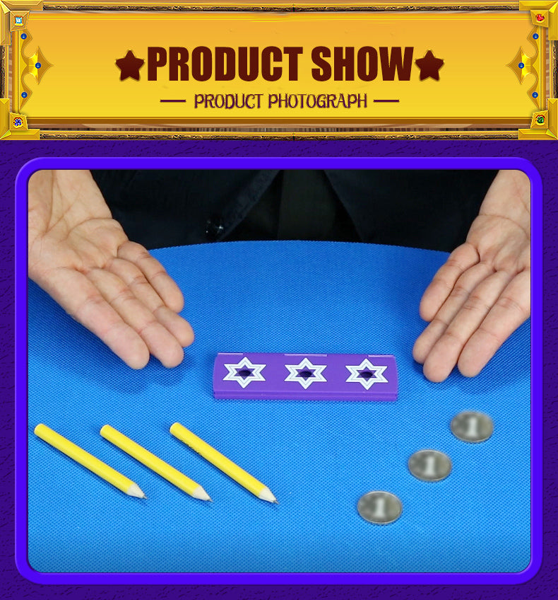 Magic toys for children magic stage performance magic sticks