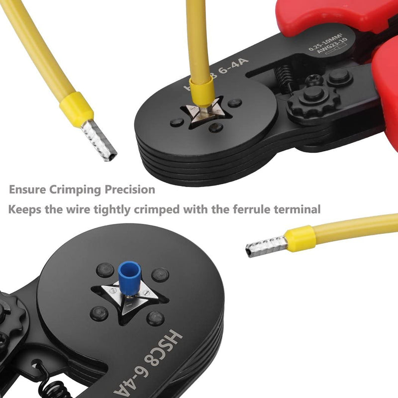 Ferrule Crimping Tools Wire Pliers- Best Crimping Tools kit Tailored for you!
