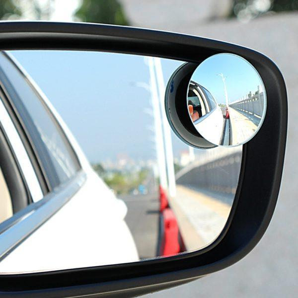 Blind Spot Removal Mirror 360° (2 pcs)