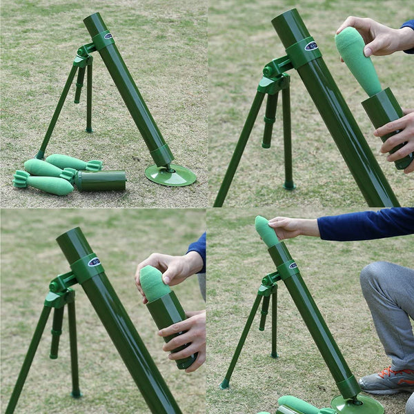 (🎄Early-Christmas Flash Sale🎄-48% OFF)Toy Mortar Launcher(BUY 2 FREE SHIPPING)