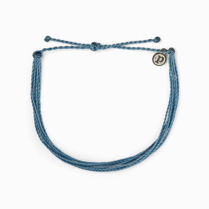 Dusty Blue Anklet
