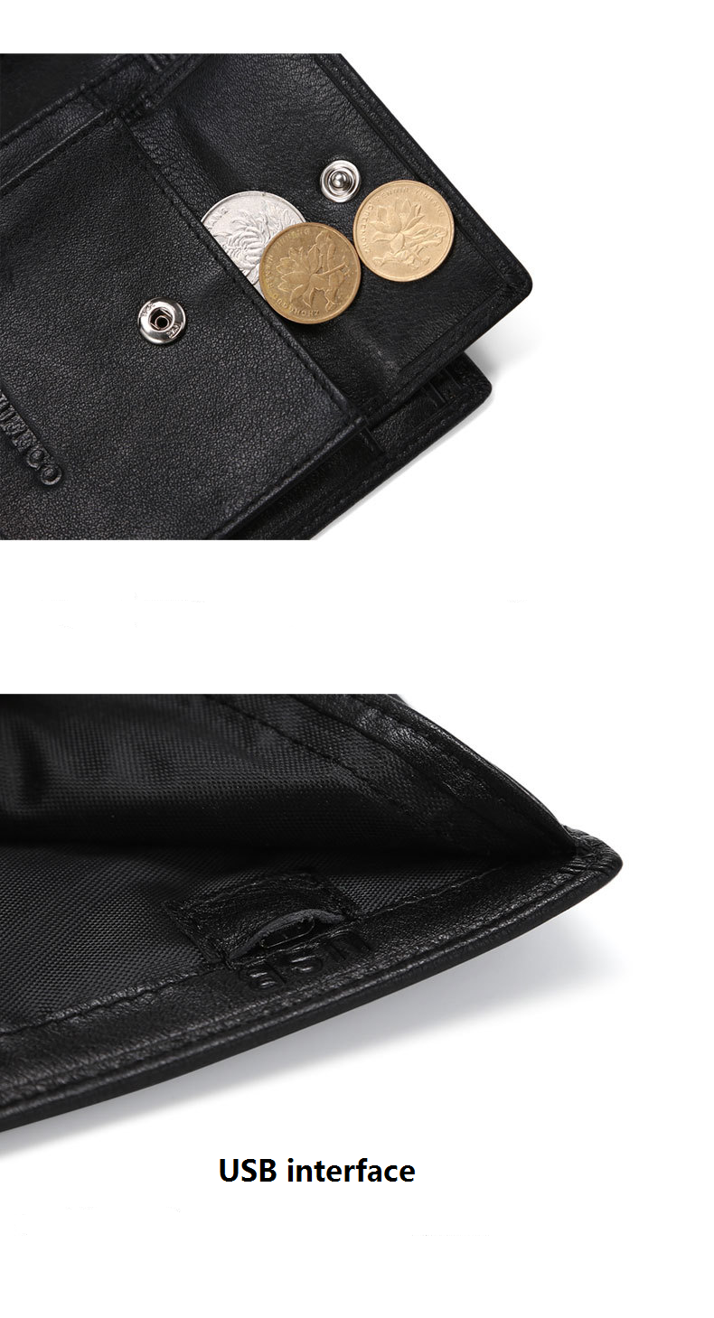 SMART BLUETOOTH ANTI-LOSE WALLET