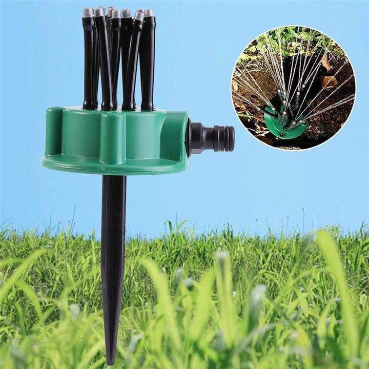 360 Degree adjustable lawn sprinkler