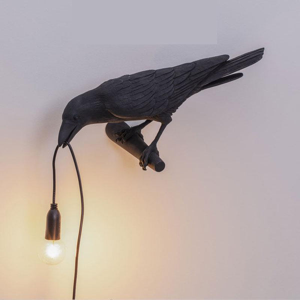 Loxara Crow - Design Lamp