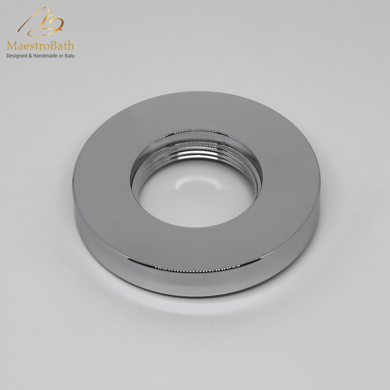Vessel Sink Mounting Ring | Chrome Finish