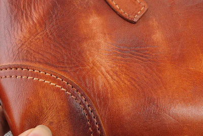 What is a Leather Patina?