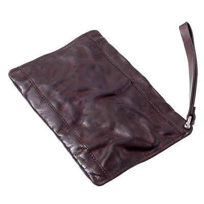 Urbanhide Wristlet Full-Grain Leather Wallet - Grittyrustic