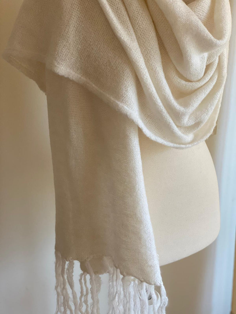 Big wool Scarf winter cover - Aynour.com