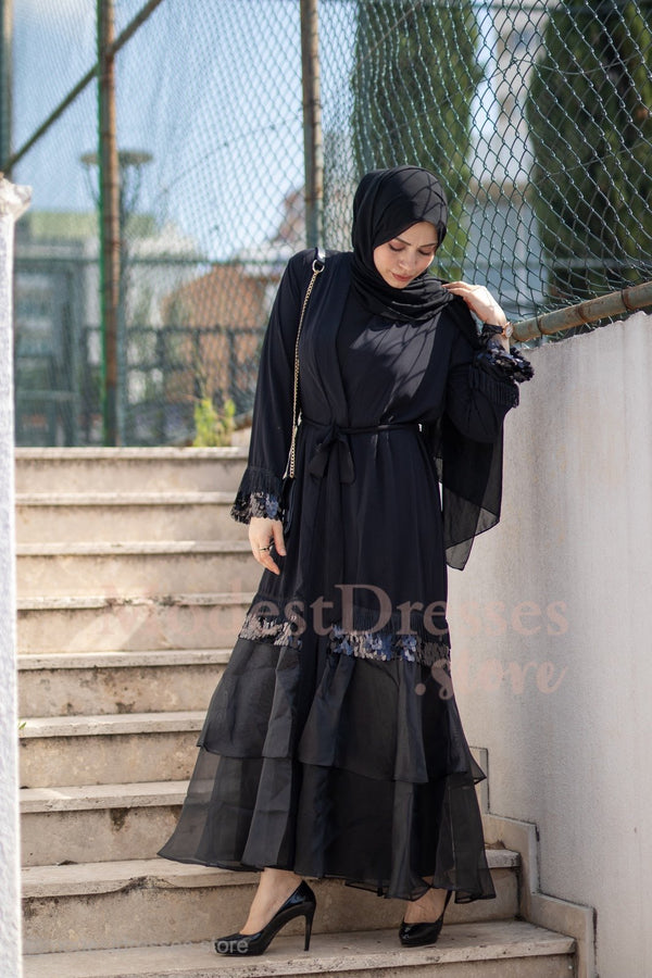 The Modest Queen Abaya 2020 - Aynour.com
