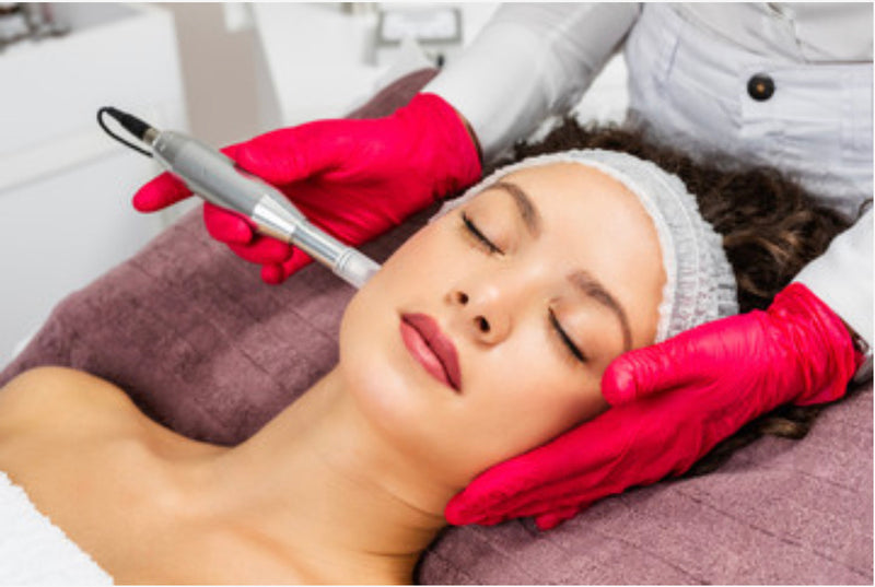Microneedling course for beginners - Beauty Comes True Academy