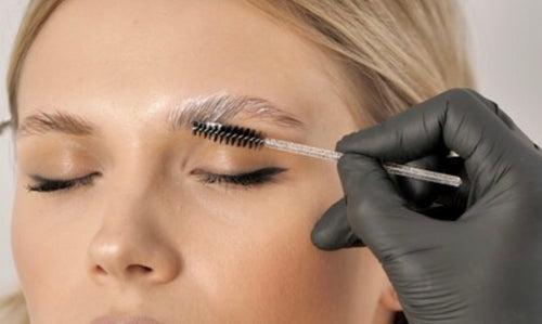Brow Lamination (updating) - Beauty Comes True Academy