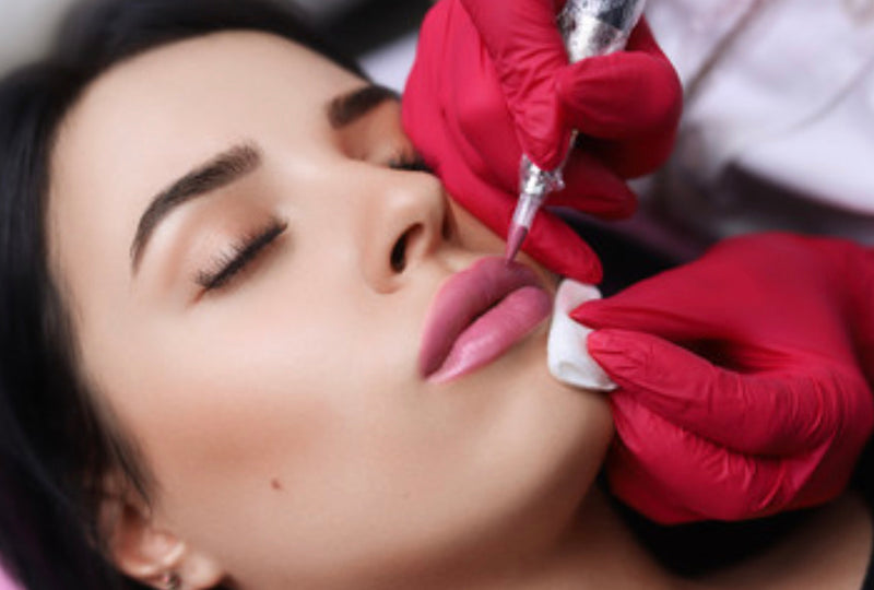 Lip blush Tattooing workshop virtual classes - Beauty Comes True Academy