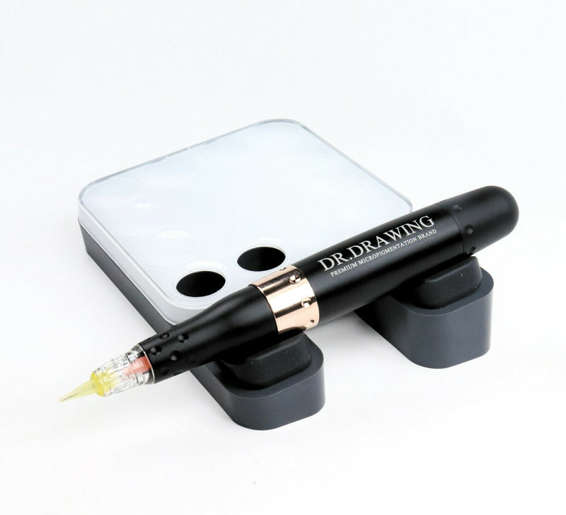 Dr.Drawing Premium Semipermanent make up Device Eyebrow & Lip & MTS - Beauty Comes True Academy