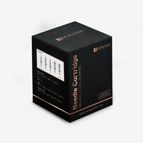 Dr.Drawing Premium Micropigmentation Semipermanent make up Device Cartridge - Beauty Comes True Academy