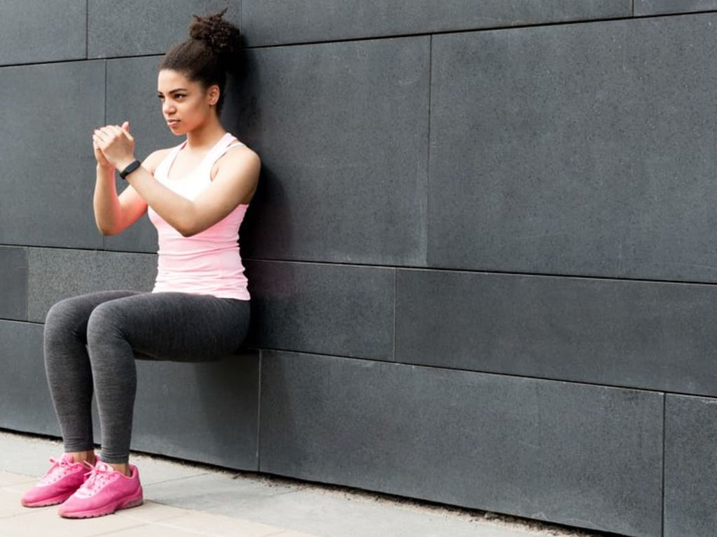 How To Do The Wall Sit: A Great Exercise To Prevent Runner's Knee