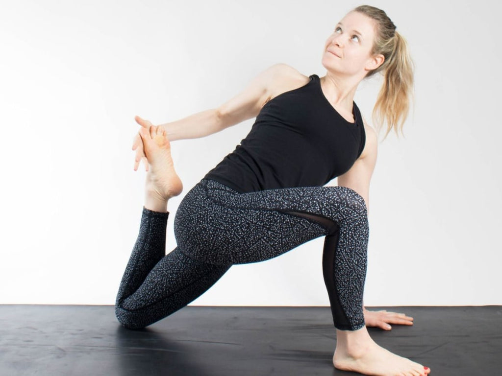 5 Yoga Based Stretching Moves for Runners