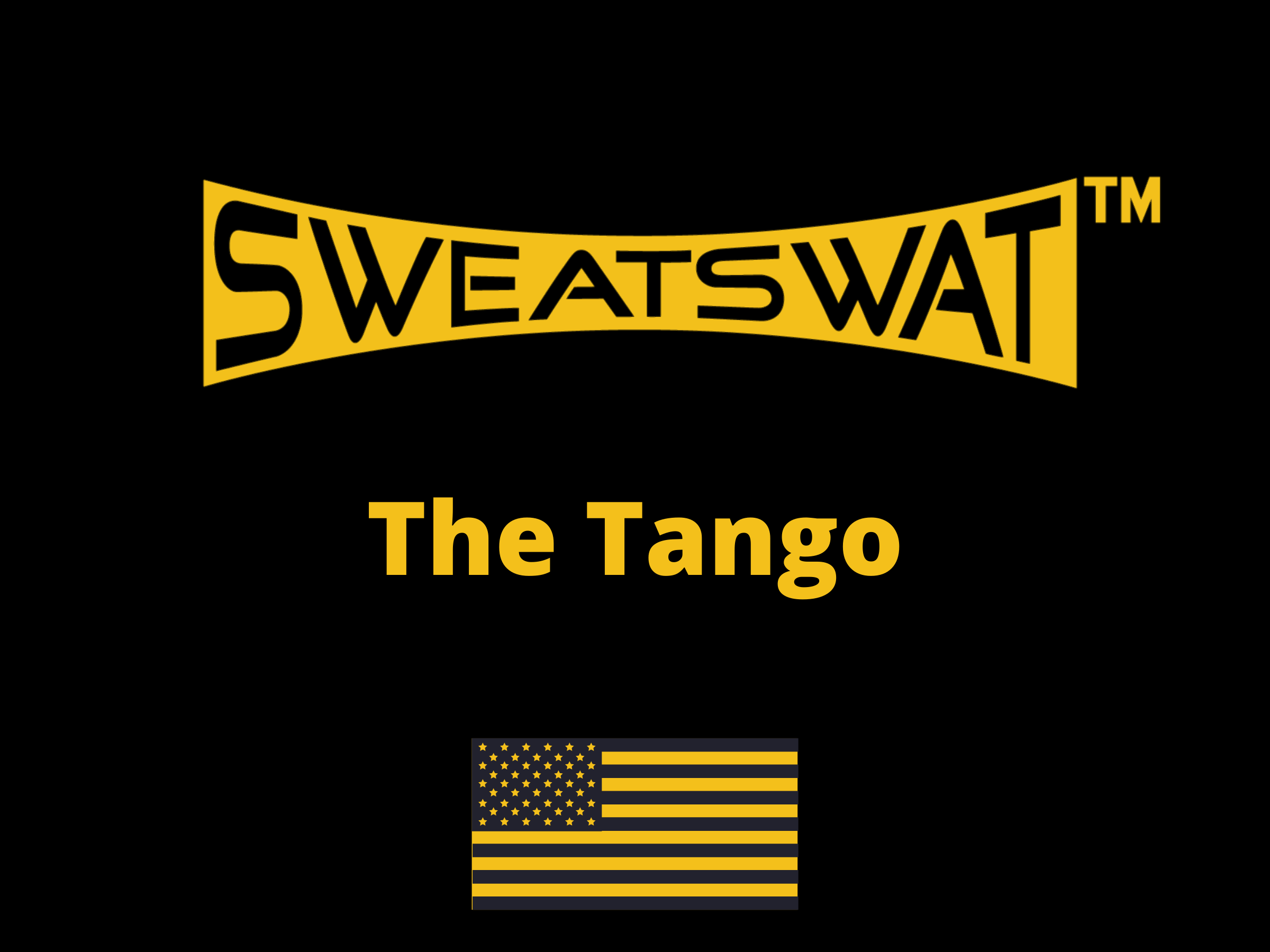 SweatSwat Fistband- The Tango