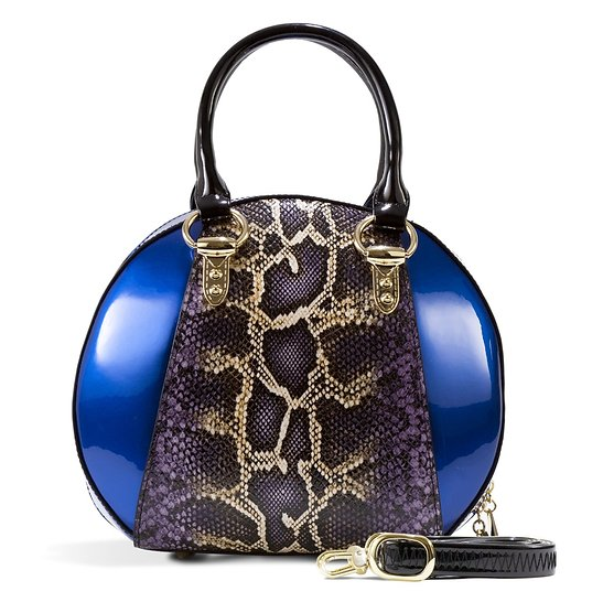 Svetlana Version 2 Python Print (Blue)