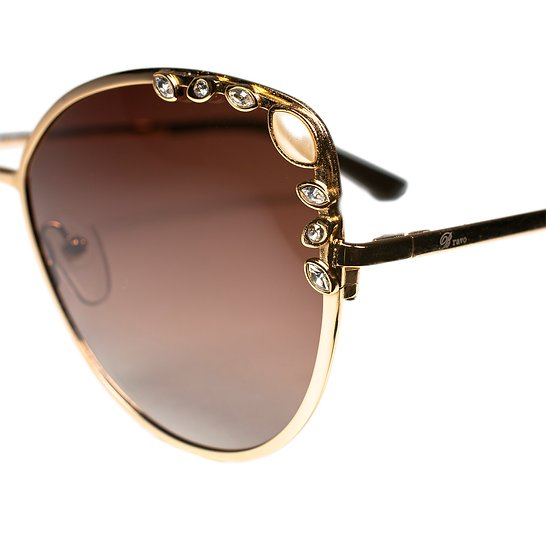 BV4319 C1 Pearl & Diamond Sunglasses