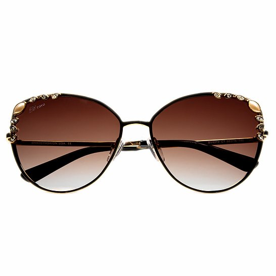 BV4319 C1 Bravo Pearl & Diamond Sunglasses