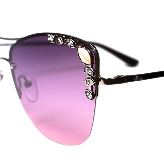 BV4270 C3 Pearl & Diamond Sunglasses