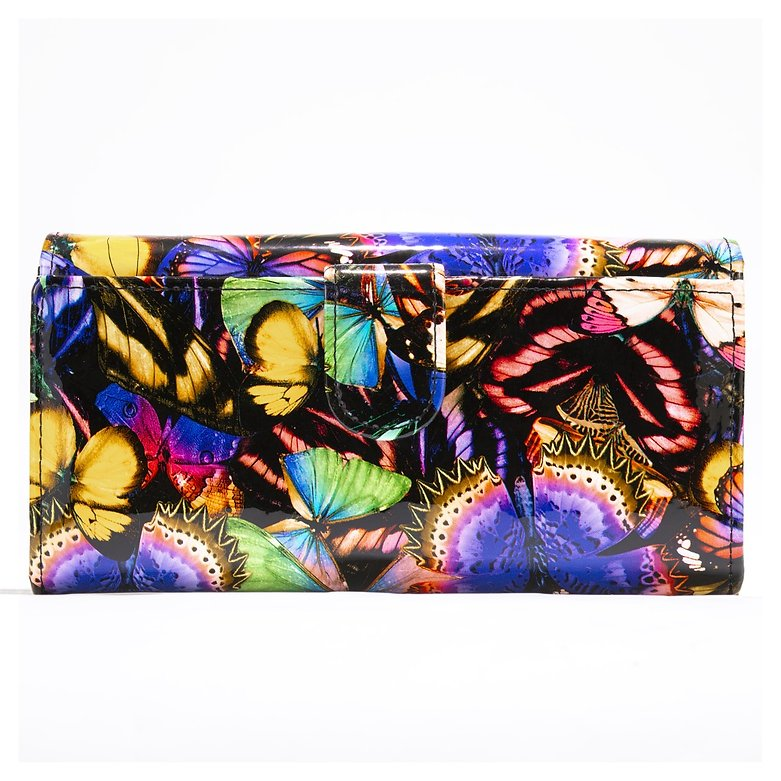 Night Butterfly Print - Large