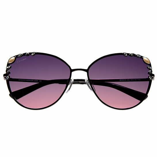 BV4319 C2  Bravo Pearl & Diamond Sunglasses