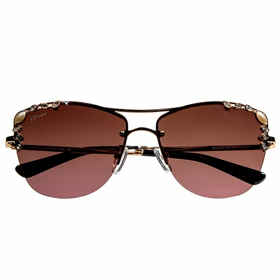 BV4270 C4 Bravo Pearl & Diamond Sunglasses