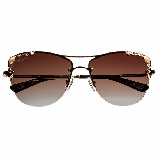 Bravo Pearl and Diamond Sunglasses Collection