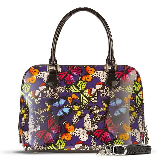 Anuta Medium Colorful Butterfly Print