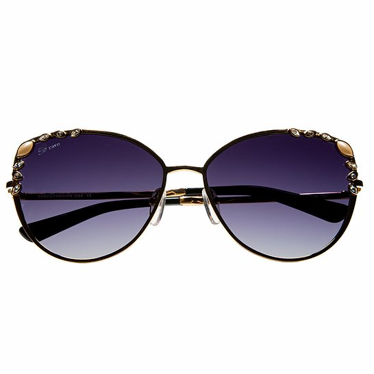 BV4319 C3 Bravo Pearl & Diamond Sunglasses