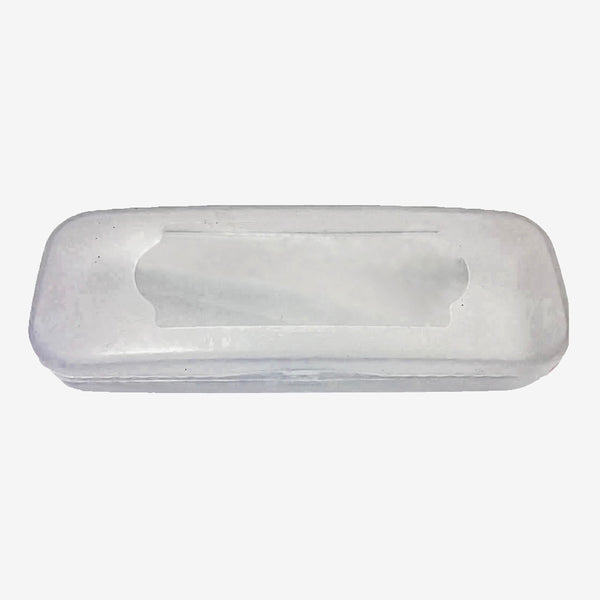 Reading Glasses Cases-RG001 Clear