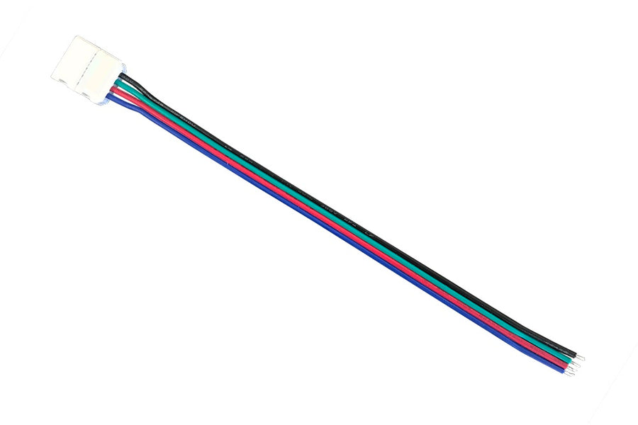 RGB LED Tape-to-Wire Connector
